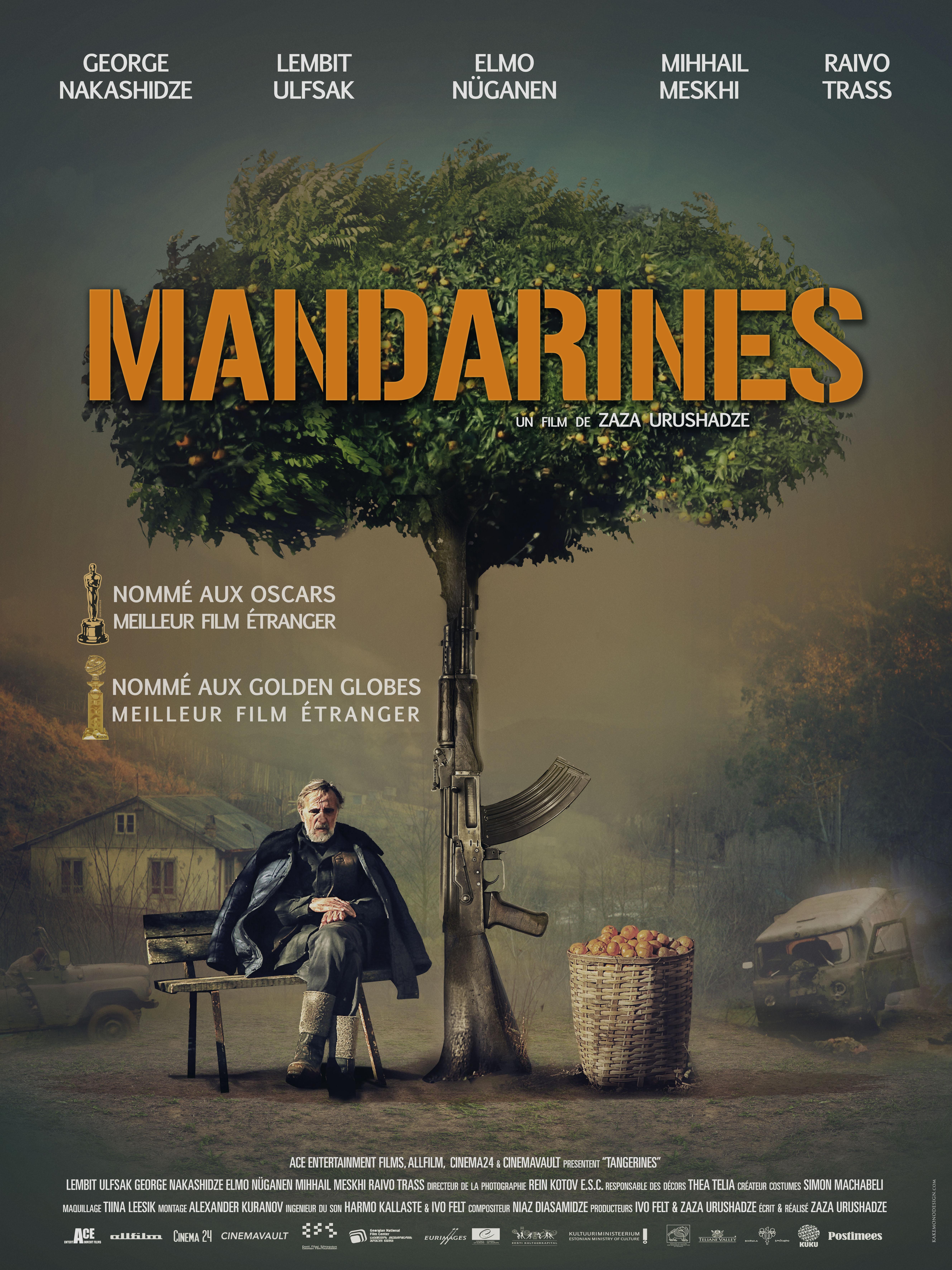 MANDARINES-Fr