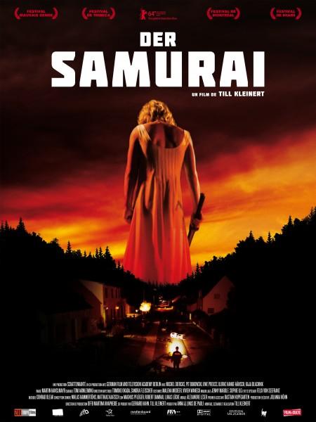 Affiche SAMURAI
