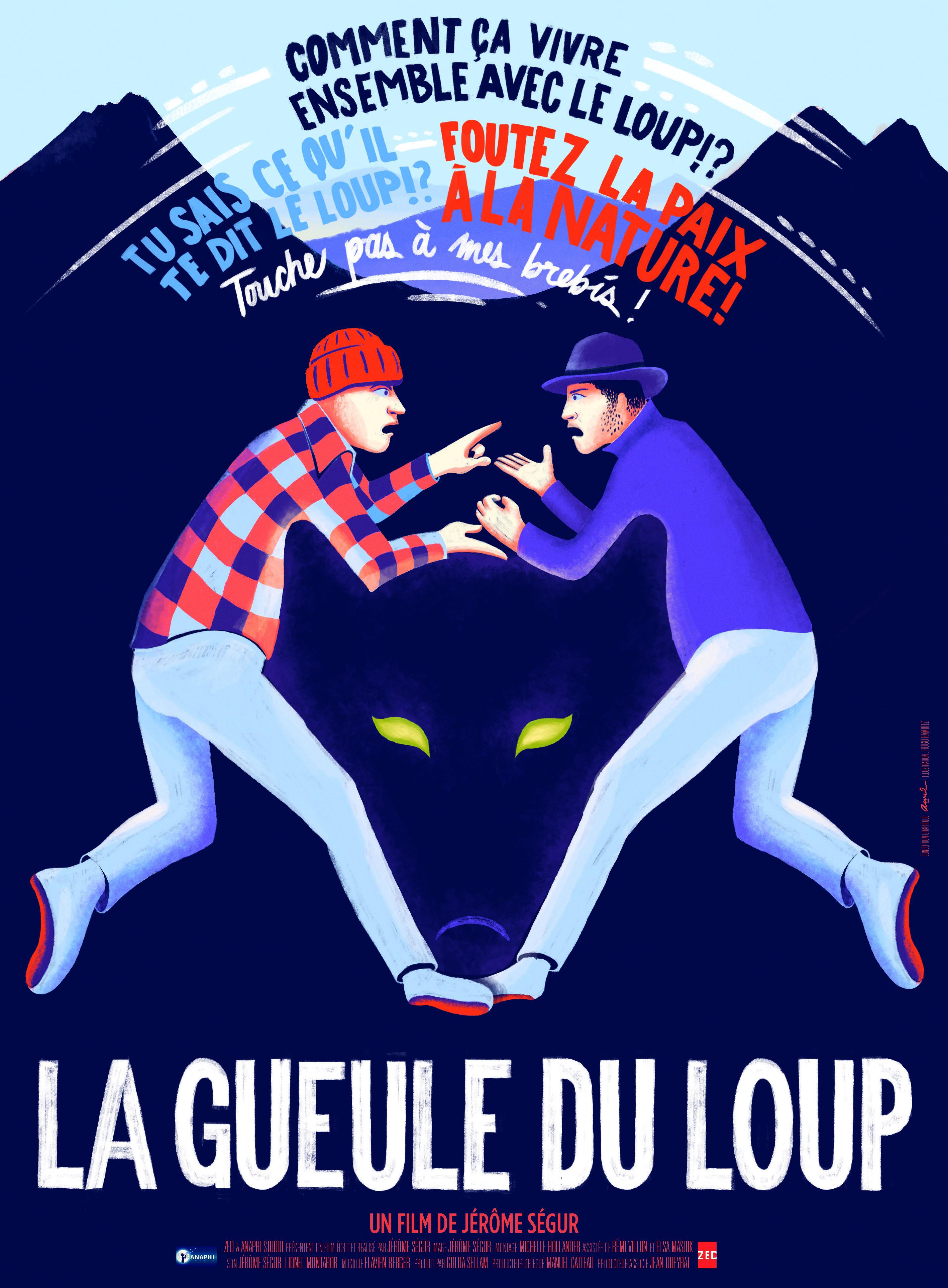 AFFICHE LA_GUEULE_DU_LOUP