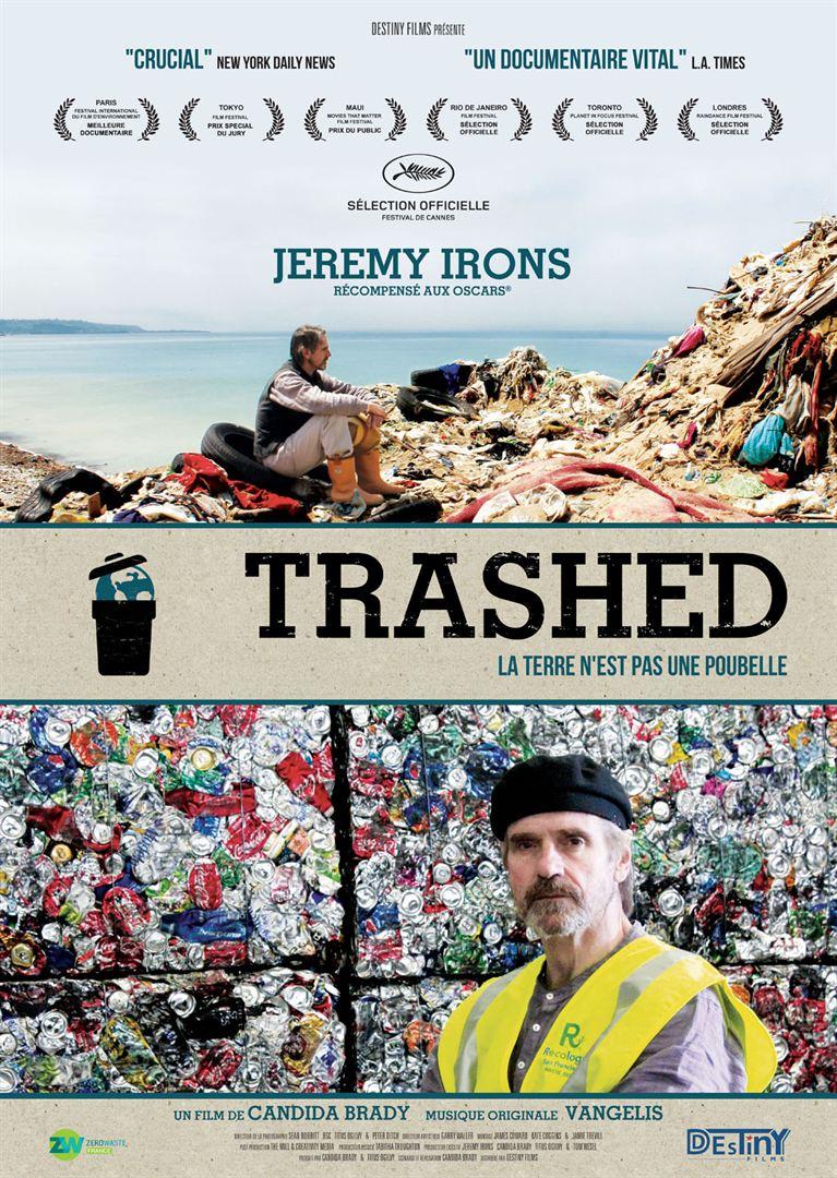 Affiche TRASHED